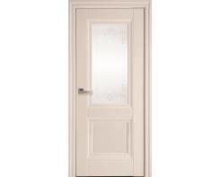 Межкомнатная дверь Новый стиль Имидж со стеклом