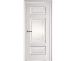 Межкомнатная дверь Новый стиль Шарм со стеклом