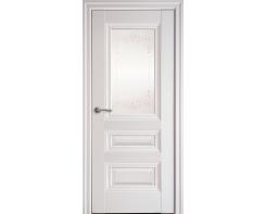 Межкомнатная дверь Новый стиль Статус со стеклом