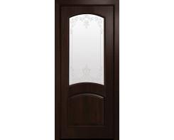 """""""Межкомнатная дверь Новый стиль Антре со стеклом  """""""