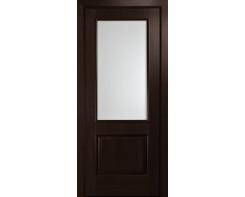"""""""Межкомнатная дверь Новый стиль Вилла со стеклом  """""""