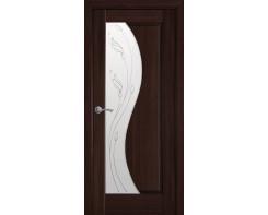 """""""Межкомнатная дверь Новый стиль Эскада со стеклом  """""""