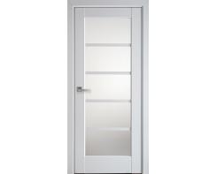 """""""Межкомнатная дверь Новый стиль Муза со стеклом  """""""