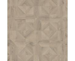 Ламинат Quick Step Impressive patterns IPA 4141 Дуб серый теплый брашированный 33 класс, 8 мм