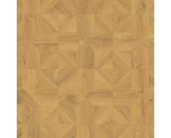 Ламинат Quick Step Impressive patterns IPA 4143 Дуб природный бежевый брашированный 33 класс, 8 мм