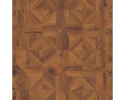 Ламинат Quick Step Impressive patterns IPA 4144 Дуб медный брашированный 33 класс, 8 мм