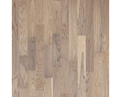 Паркетная доска Polarwood Classic 3031118164001124 Ясень Living white matt