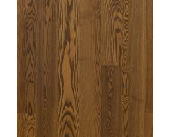 Паркетная доска Polarwood Elegance 1031313765256124 Ясень premium 138 chevailer brown